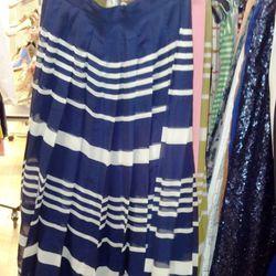 Madewell maxi skirt for $40