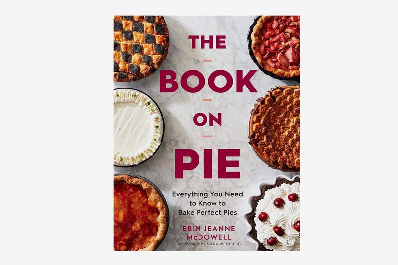 Book cover for The Book on Pie