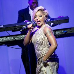 Mary J. Blige's performance