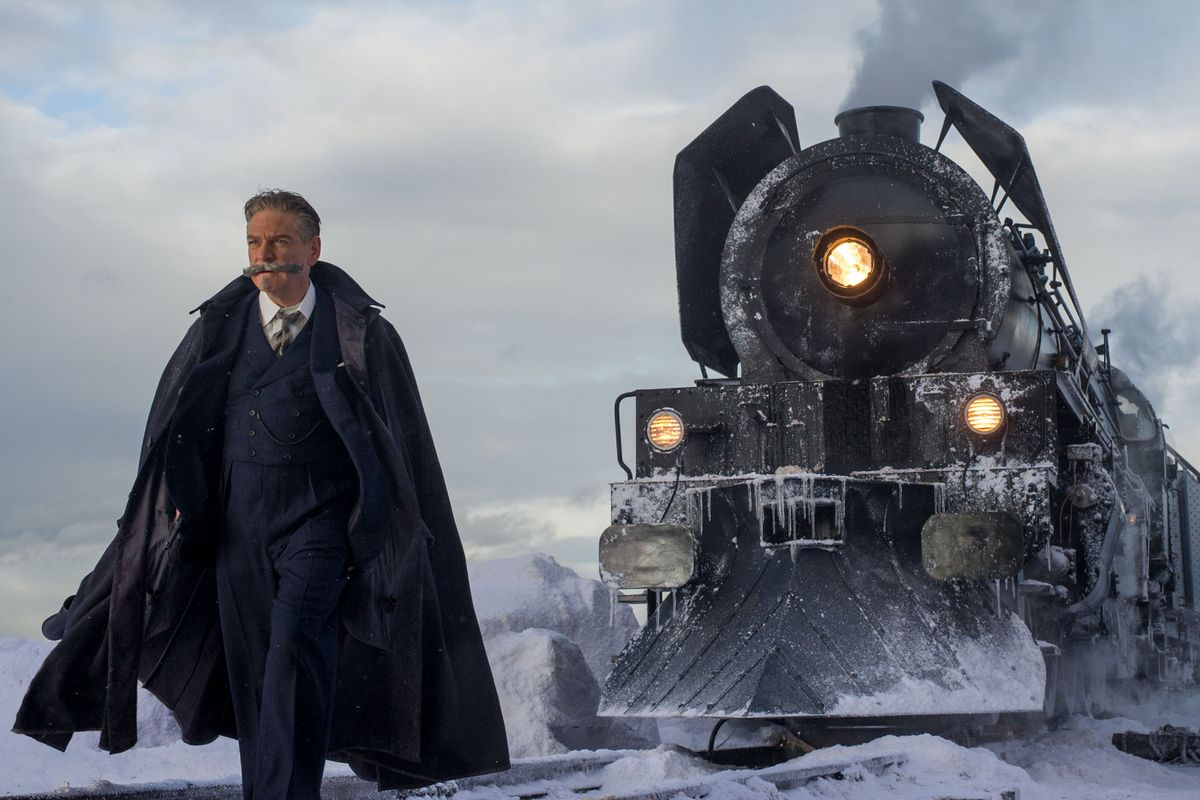 Image result for Murder in the Orient Express