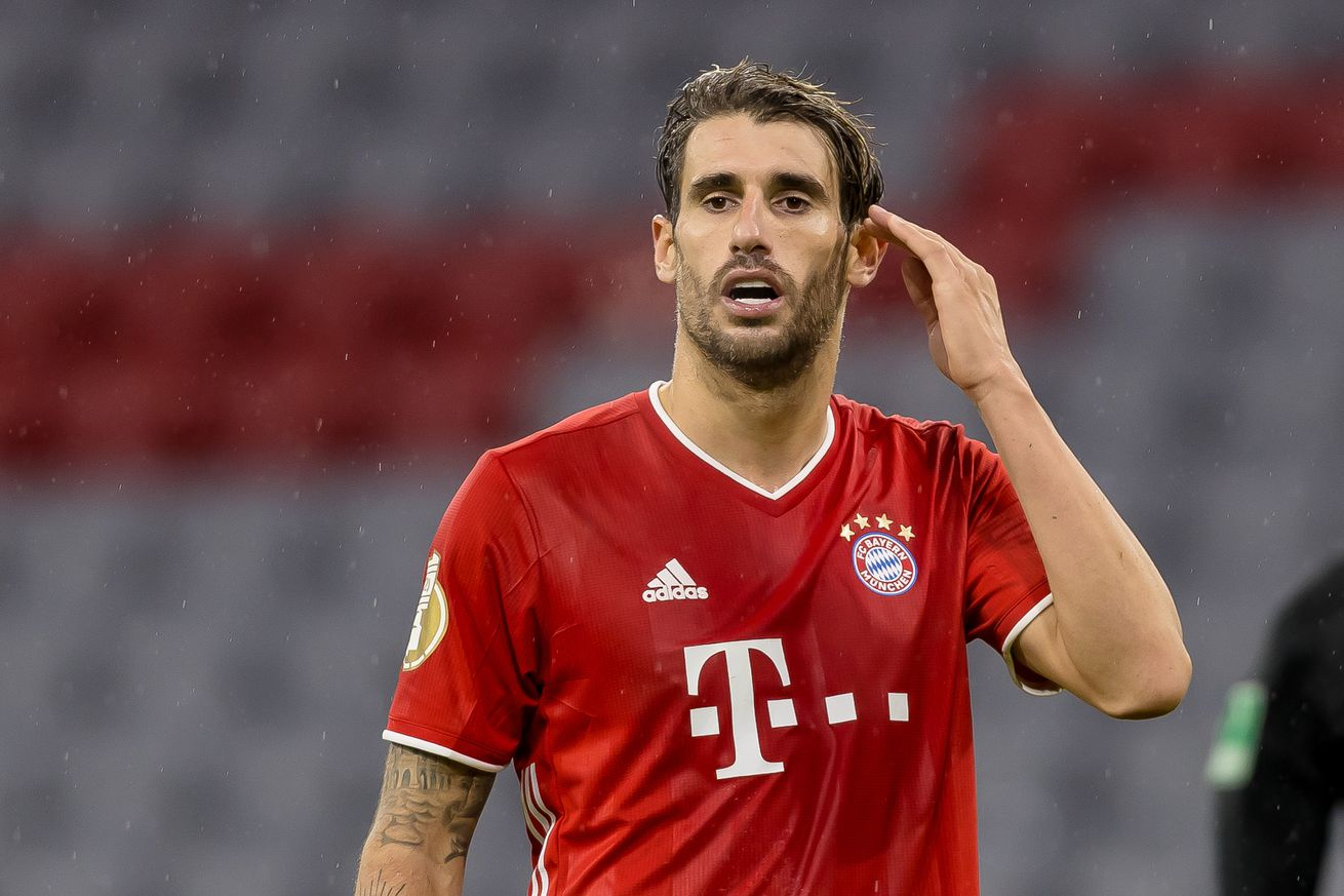 Javi Martinez can mentor Marc Roca at Bayern Munich