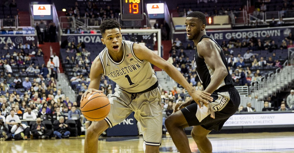 LINKS: Hoyas Have Huge Chance Facing Providence at Home