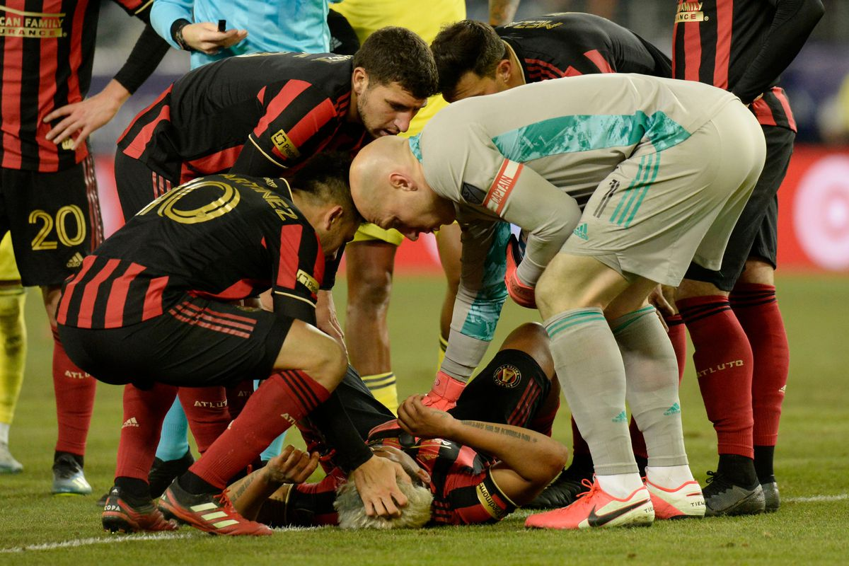 MLS: Atlanta United FC at Nashville SC