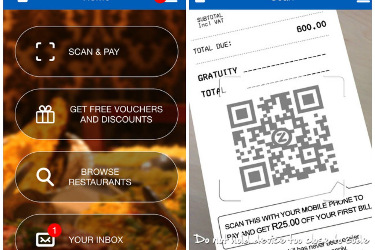 New Mobile Payment App Still Trying to Make QR Codes Happen - Eater