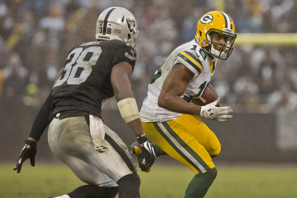 ba7d3a3b56e Packers at Raiders, Preseason 2018: Game Time, TV Broadcast, Online  Streaming, & More