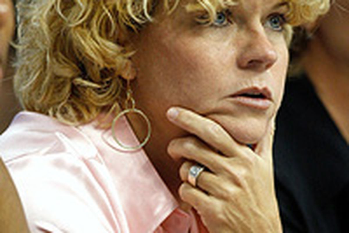 <strong>Oklahoma's Sherri Coale confirmed assistant women's basketball coach Stacy Hansmeyer made impermissible calls to one prospect each. </strong>