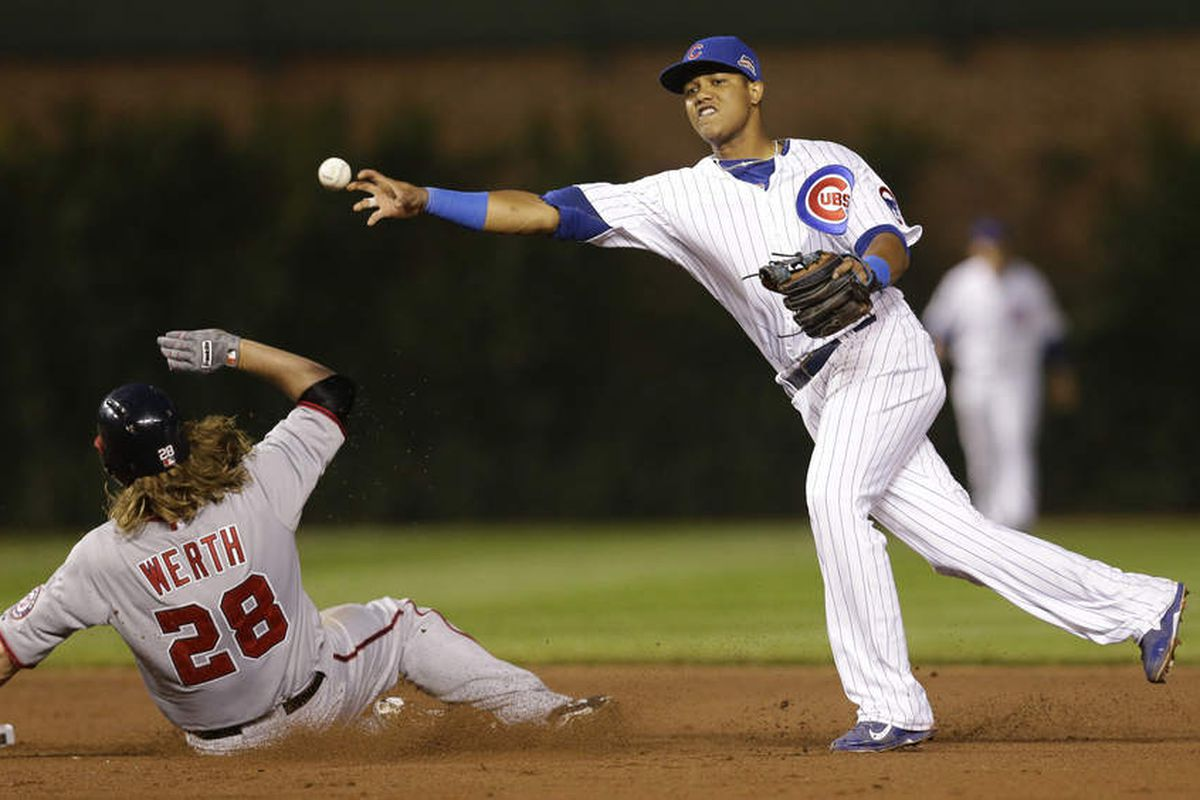 Chicago Cubs' Starlin Castro returns to lineup - Chicago Sun