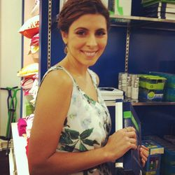 """""""Snapped this lovely shot of @JamieLSigler giving our new iPad Case a try!"""""""