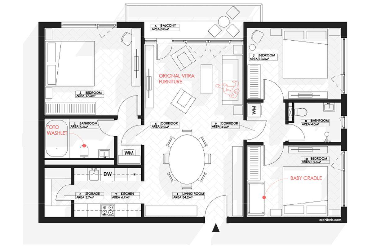 Airbnb Listing Floorplans Made Easy