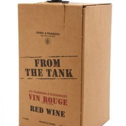 Jenny & Francois Selections' From The Tank, one of the country's best boxed wines.