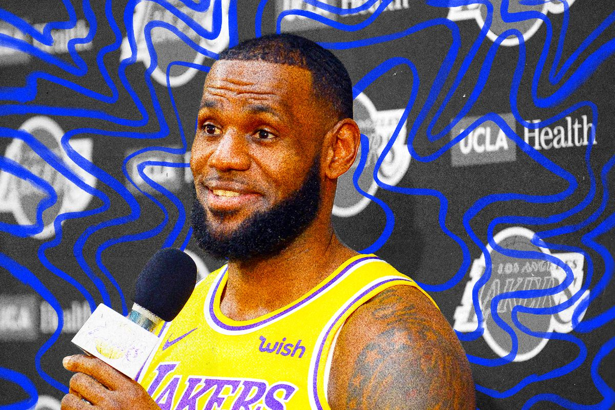 c9728a4e093b The Los Angeles Lakers  season has been divided into two distinct and  profoundly different times  before LeBron James got injured on Christmas  Day
