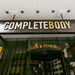 """<b>↑</b> You'll have to get a guest pass online before hitting <a href=""""https://www.completebody.com/"""">Complete Body</a></b> (10 Hanover Square), but once inside, it's like a one-stop fitness-fun extravaganza. Pick up a yoga or indoor cycling class, do yo"""