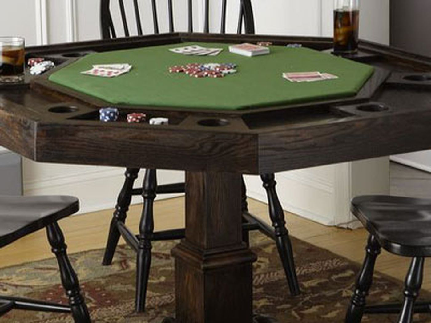 How To Build A Poker Table This Old House