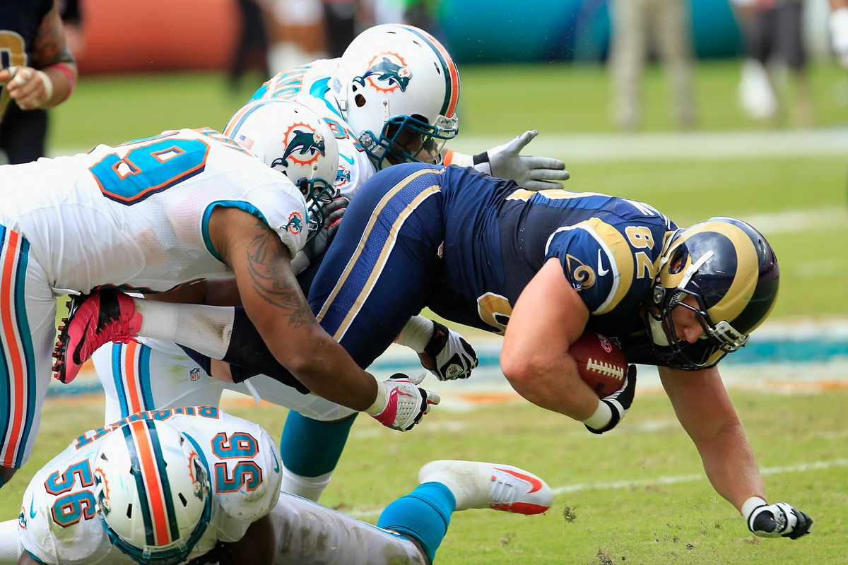 ed8db7ad6 Rams vs. Dolphins  Q A with The Phinsider - Turf Show Times