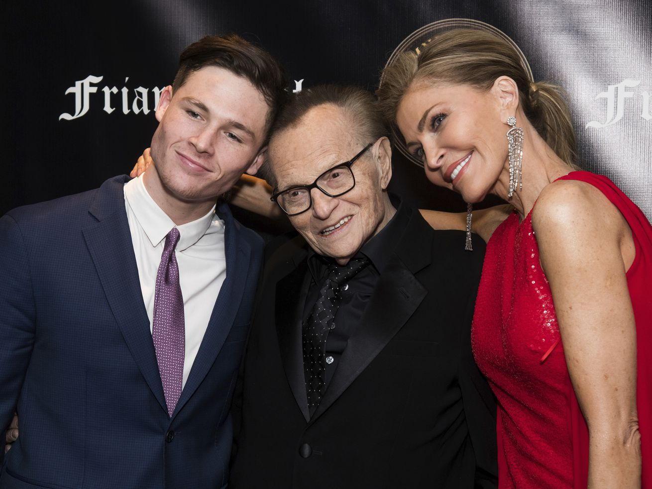 Shawn and Larry King's son speaks out on parents' divorce, denies big rumor