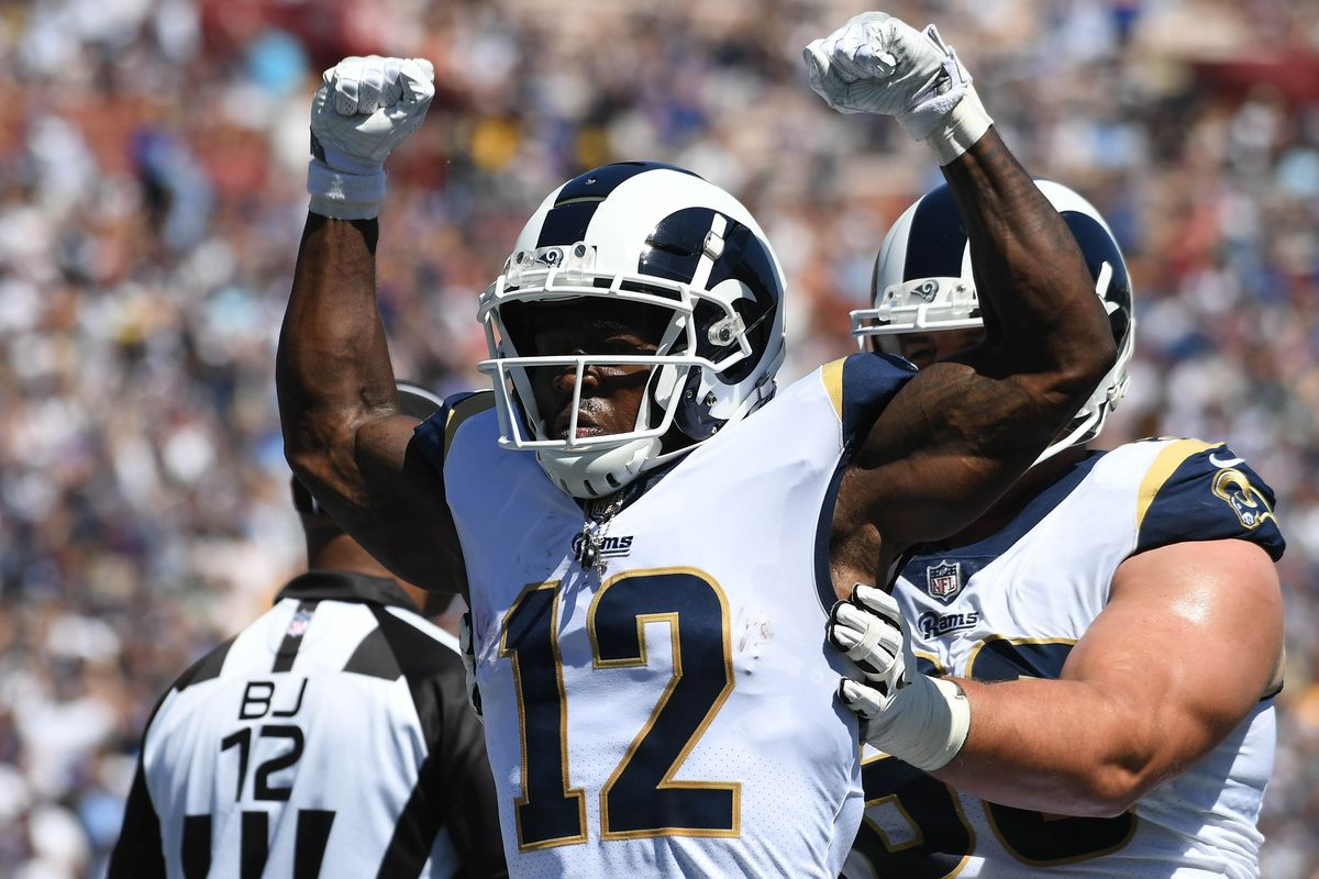 a29854773f0 NFL Power Rankings 2018, Week 4: Rams are unstoppable, Patriots fall ...