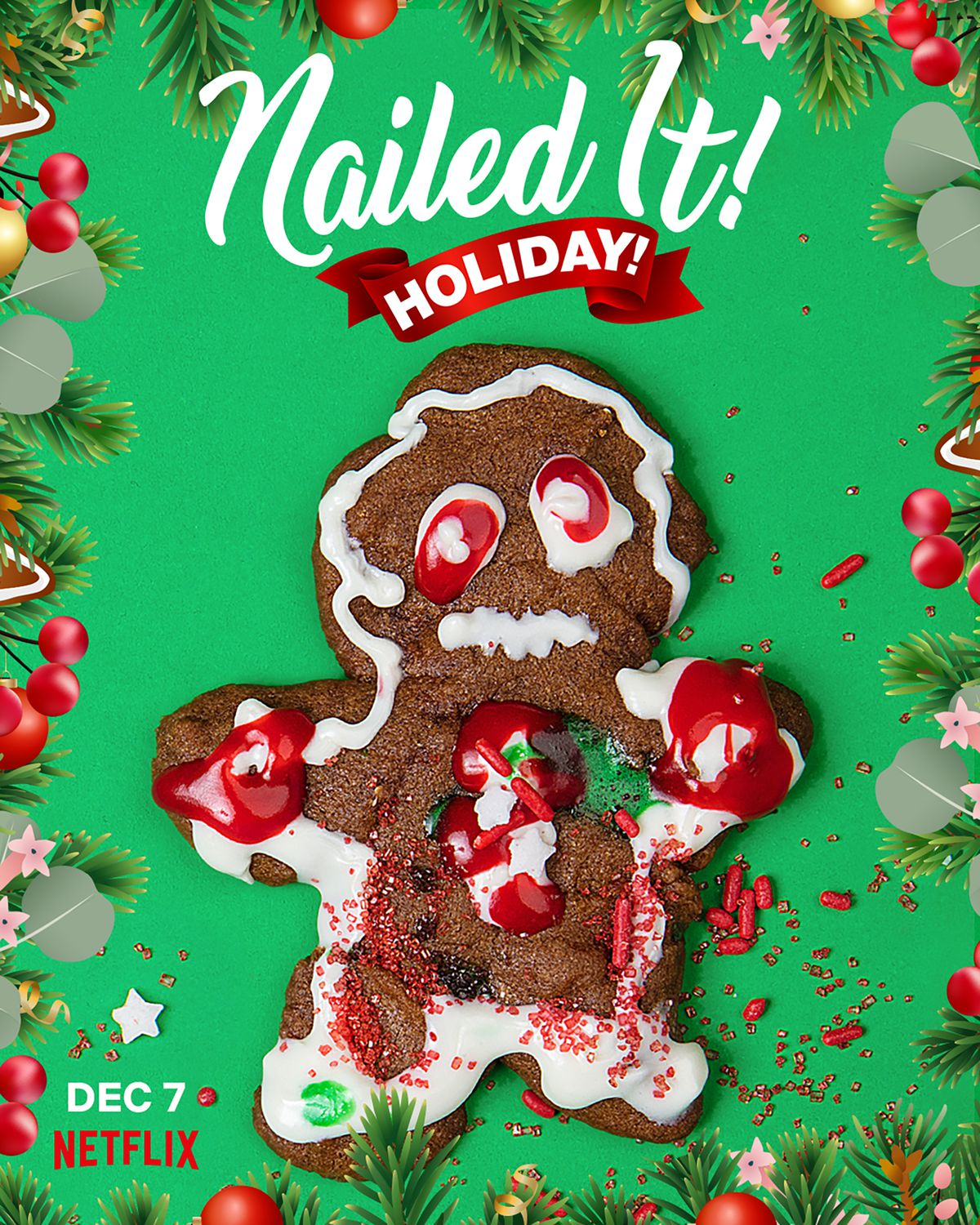 Nailed It! New Trailer: Watch the Latest Trailer for the Holiday ...