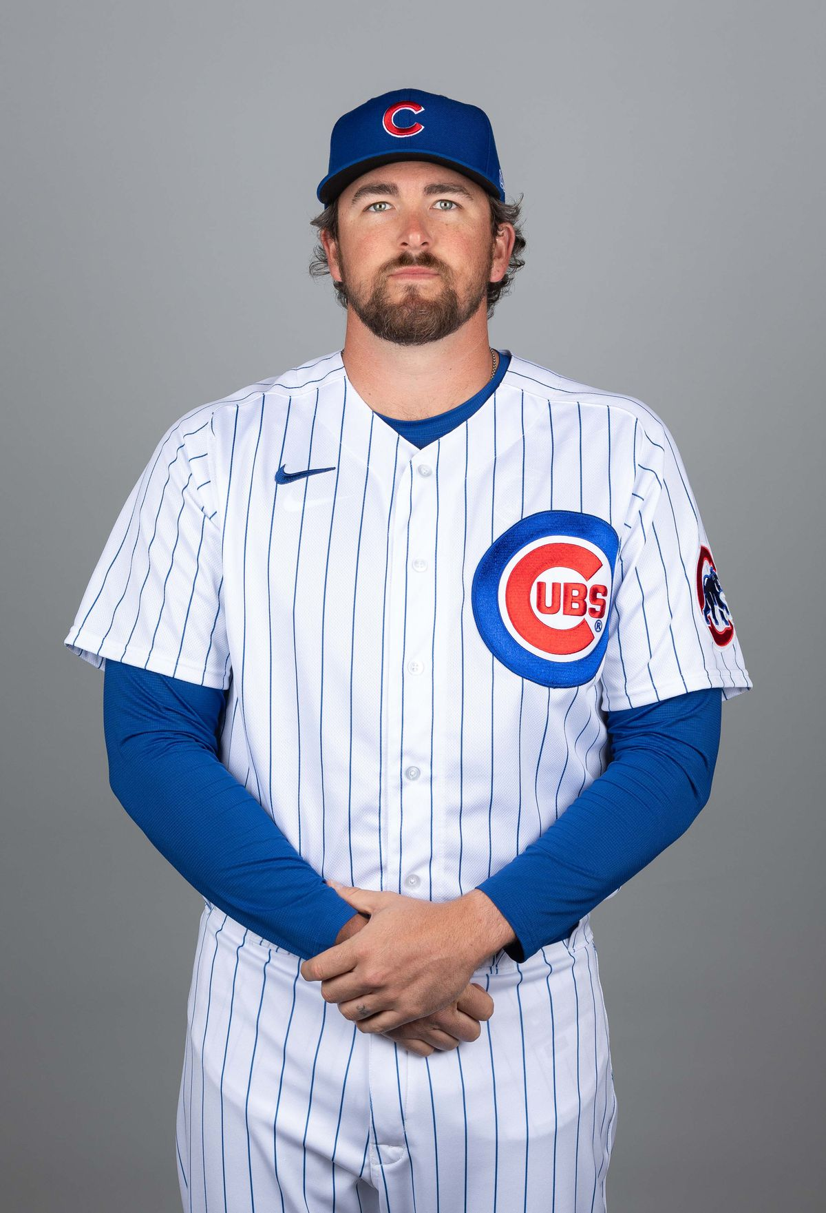 2021 Chicago Cubs Photo Day