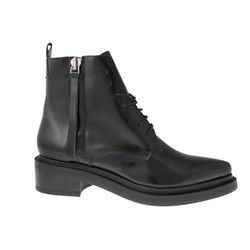 """Acne 'Linden' lace-up boots, <a href=""""http://otteny.com/shop/shoes/boots/linden-lace-up-boot.html"""">$650</a>"""