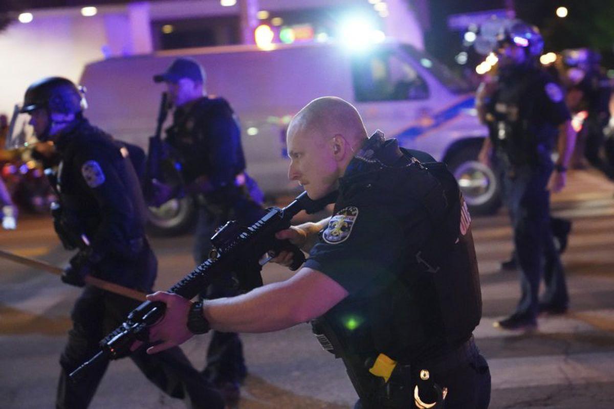 Louisville police