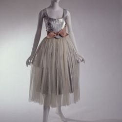 Statue of Liberty Corset and Skirt from the Time Machine Collection
