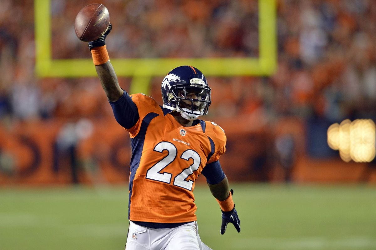 Tracy Porter meets his former team this Sunday. As a Bronco!