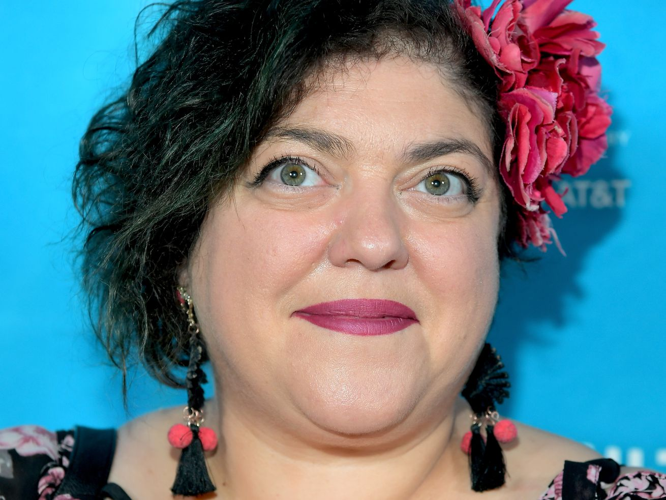 English professor Randa Jarrar, whose tweets about former first lady Barbara Bush have caused controversy, pictured in November 2017.