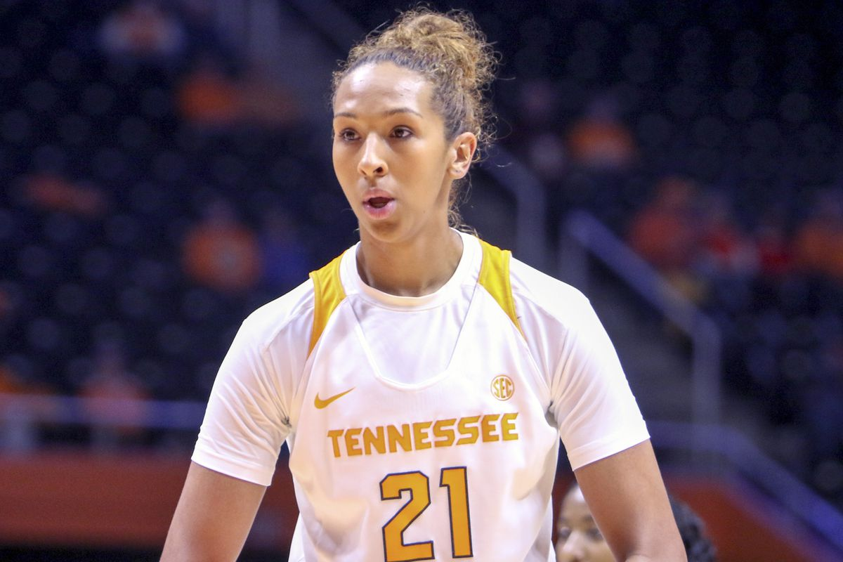 When the offense is working, this Lady Vol will get a lot more touches.
