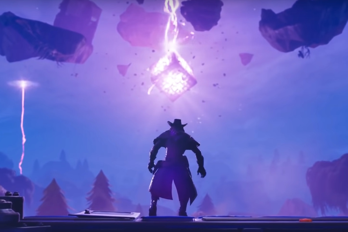 fortnite s map is being infested with hordes of monsters - update graaye fortnite