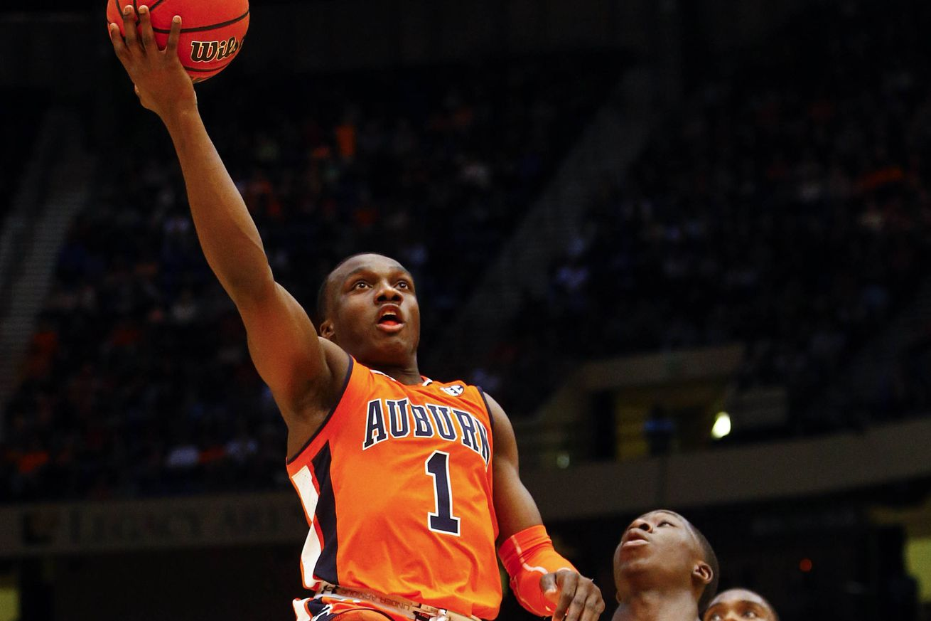 NCAA Basketball: Auburn at UAB