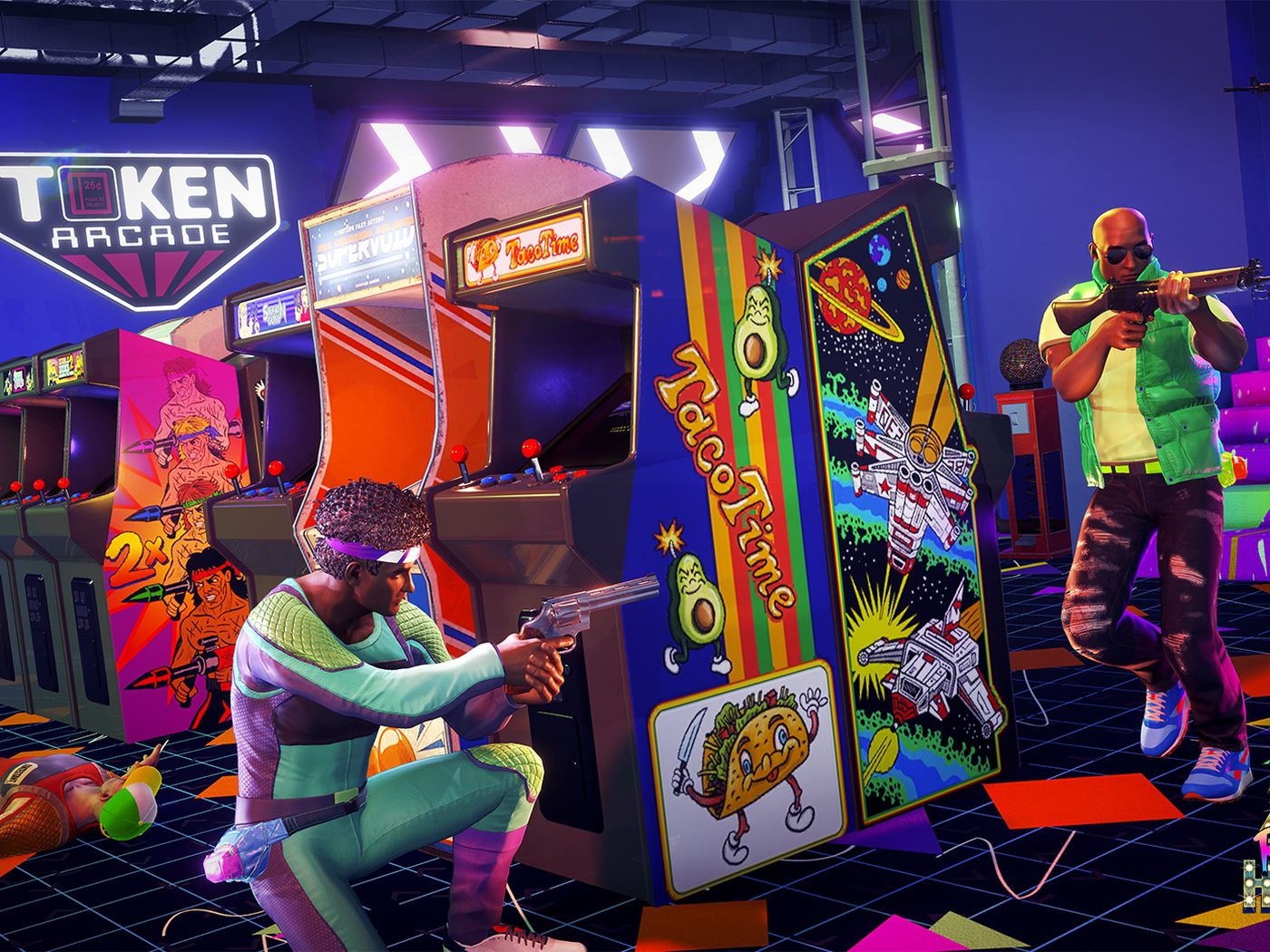 Radical Heights Does Cool Things That Pubg And Fortnite Aren