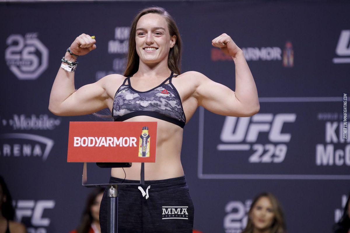 Aspen Ladd vs. Yana Kunitskaya, Claudia Gadelha vs. Cynthia Calvillo agreed for UFC event in D.C.