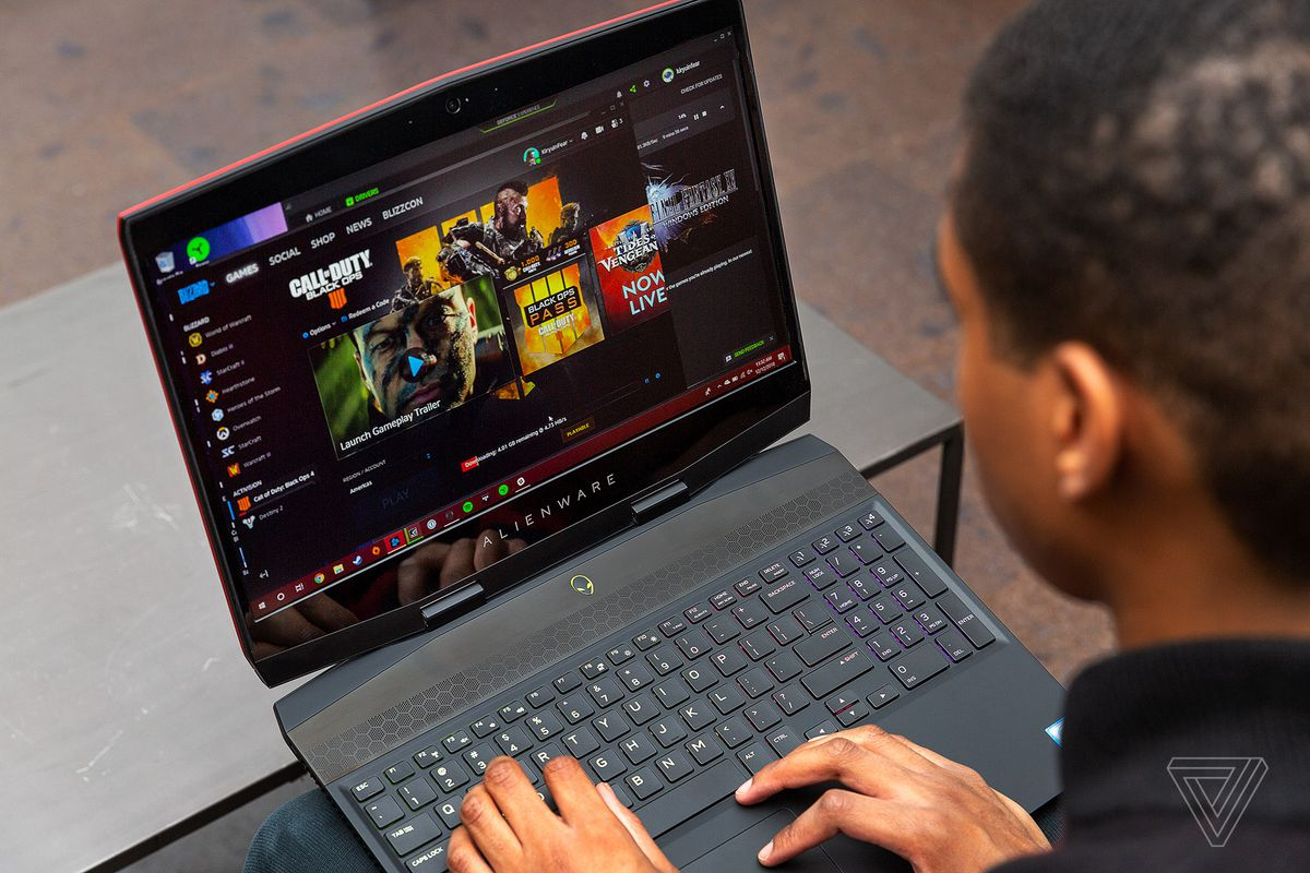 The first Max Q gaming laptop from Alienware is too thick