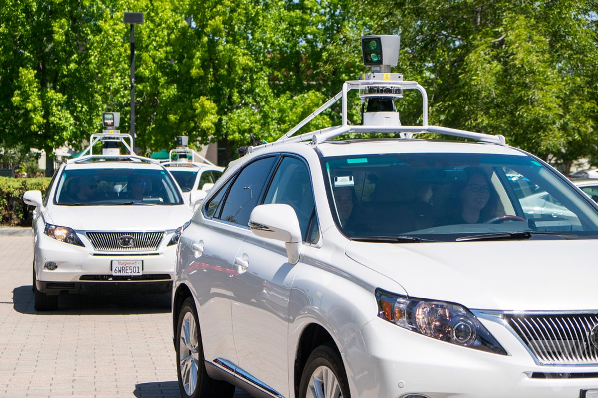 The Us Is Speeding Toward Its First National Law For Self Driving