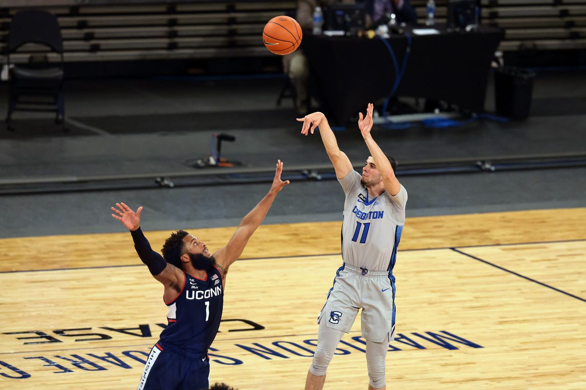 NCAA Basketball: Big East Conference Tournament-Creighton vs Connecticut