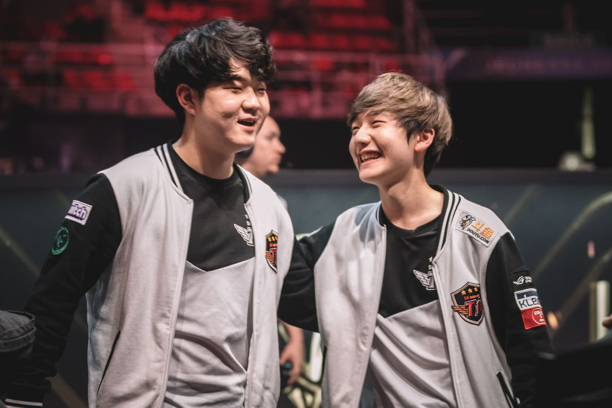 ce26eaccc SK Telecom T1 vs. G2 Esports 2017 live blog: Scores, highlights, and news  from the MSI final