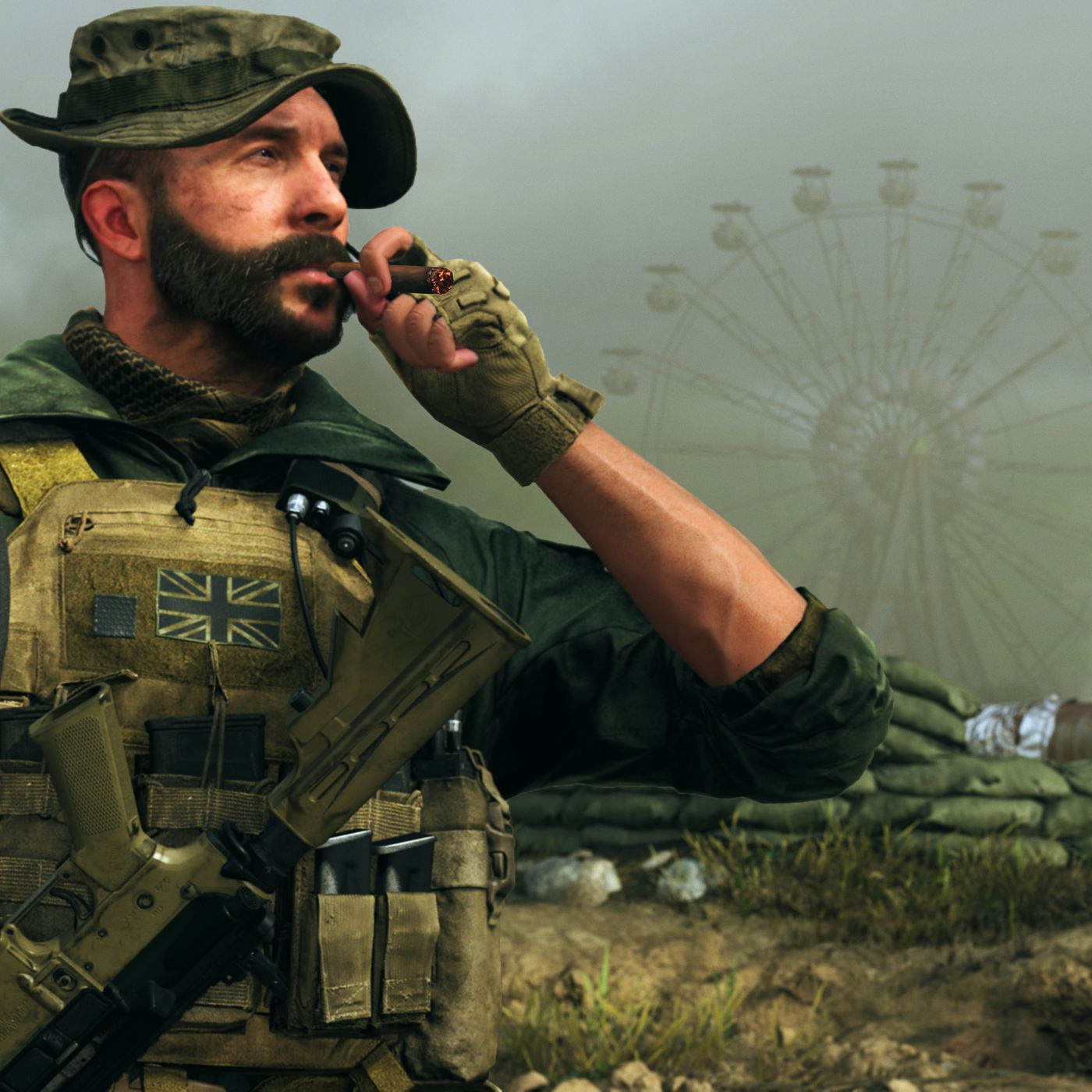 Call Of Duty Modern Warfare Season 4 Launches Today With Captain Price Skin The Verge