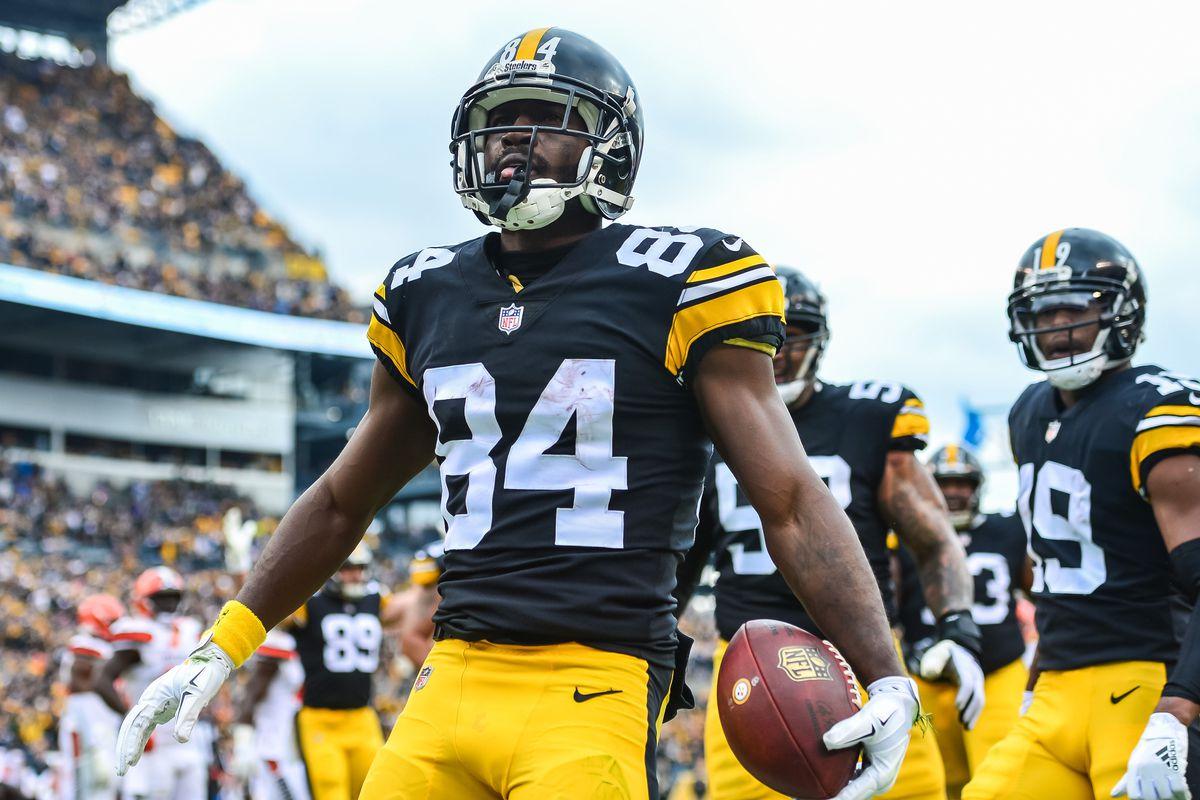Breaking News: Pittsburgh Steelers trade Antonio Brown to