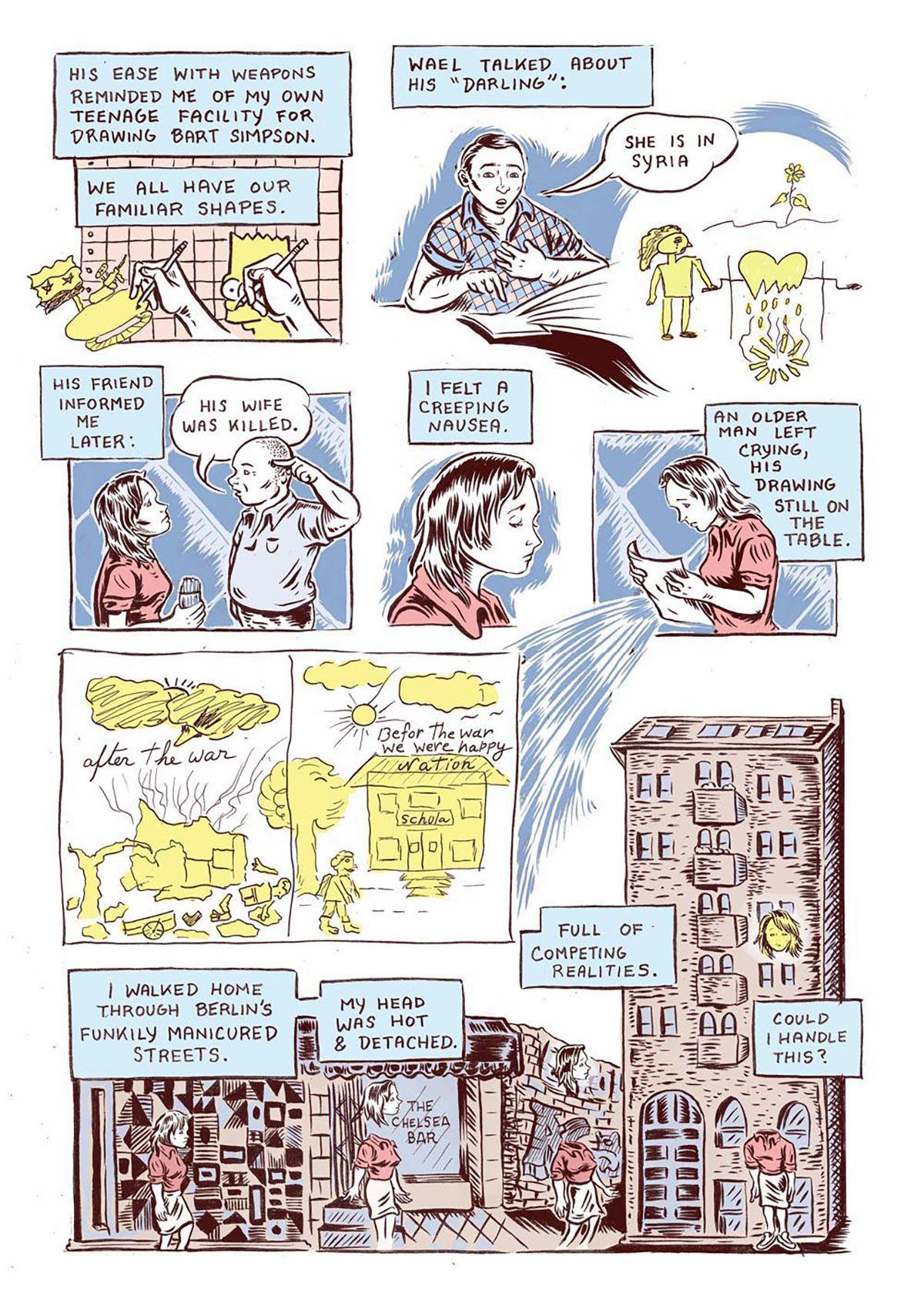 ali fitzgerland comic page 3