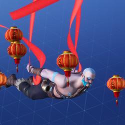 Lanterns, unlocked at level 20