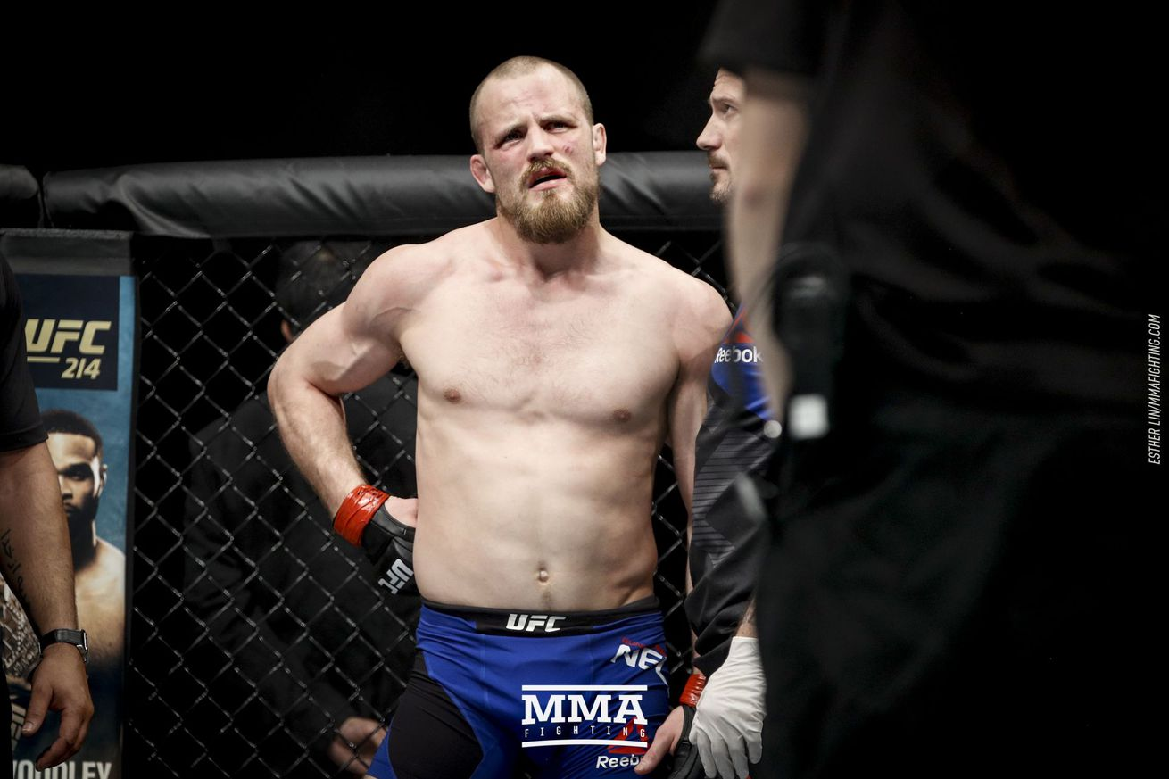 UFC Fight Night 113 medical suspensions: Gunnar Nelson out 45 days after KO loss