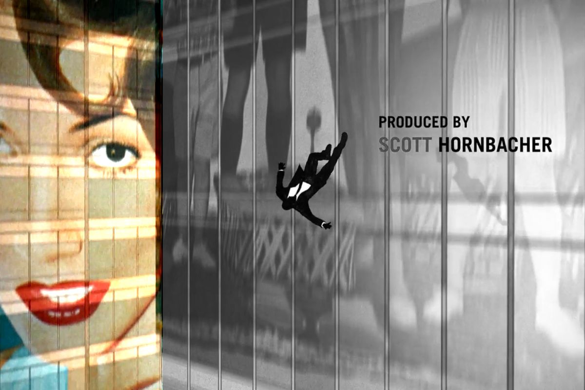 analysis of the mad men opening title Illustrator paul rogers has stylishly, though unofficially, re-created the opening title sequence for the hit television drama series, mad men, in an animated short film i've been thinking about adding some motion pieces to my portfolio and here's the first one, a re-design of the opening credits for mad men.