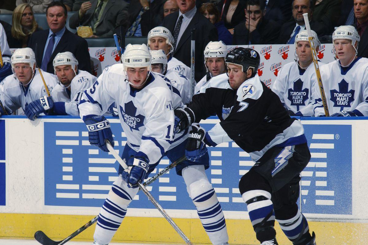 Lightning v Leafs