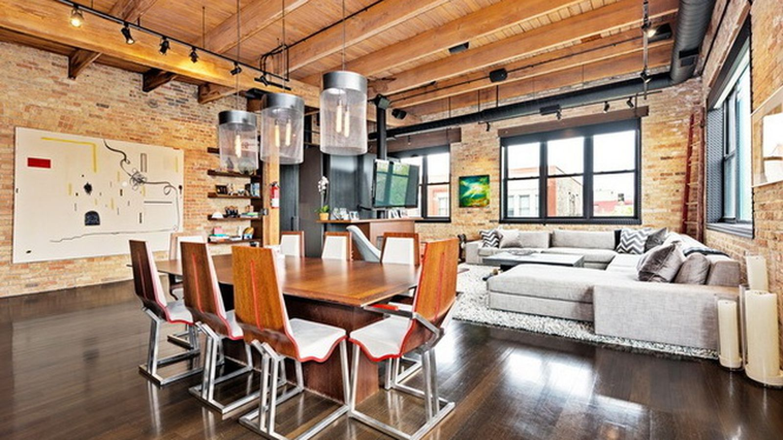 Three of the loftiest chicago timber lofts for sale for House for sale at chicago