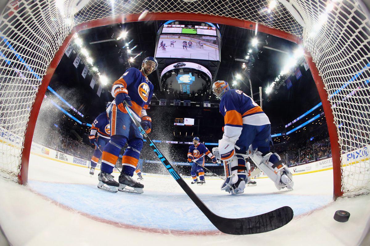Ottawa Senators v New York Islanders
