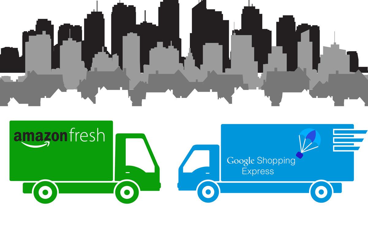 Inside Google's Big Plan to Race Amazon to Your Door