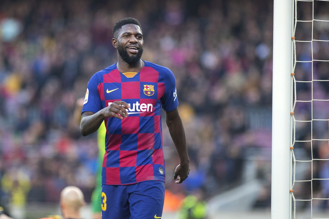 Papers: Umtiti?s exit, Barca?s Lautaro options