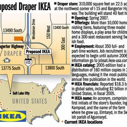 Home Furnisher Ikea Plans Store Restaurant In Draper Deseret News Photos and fun from the ikea draper location. home furnisher ikea plans store