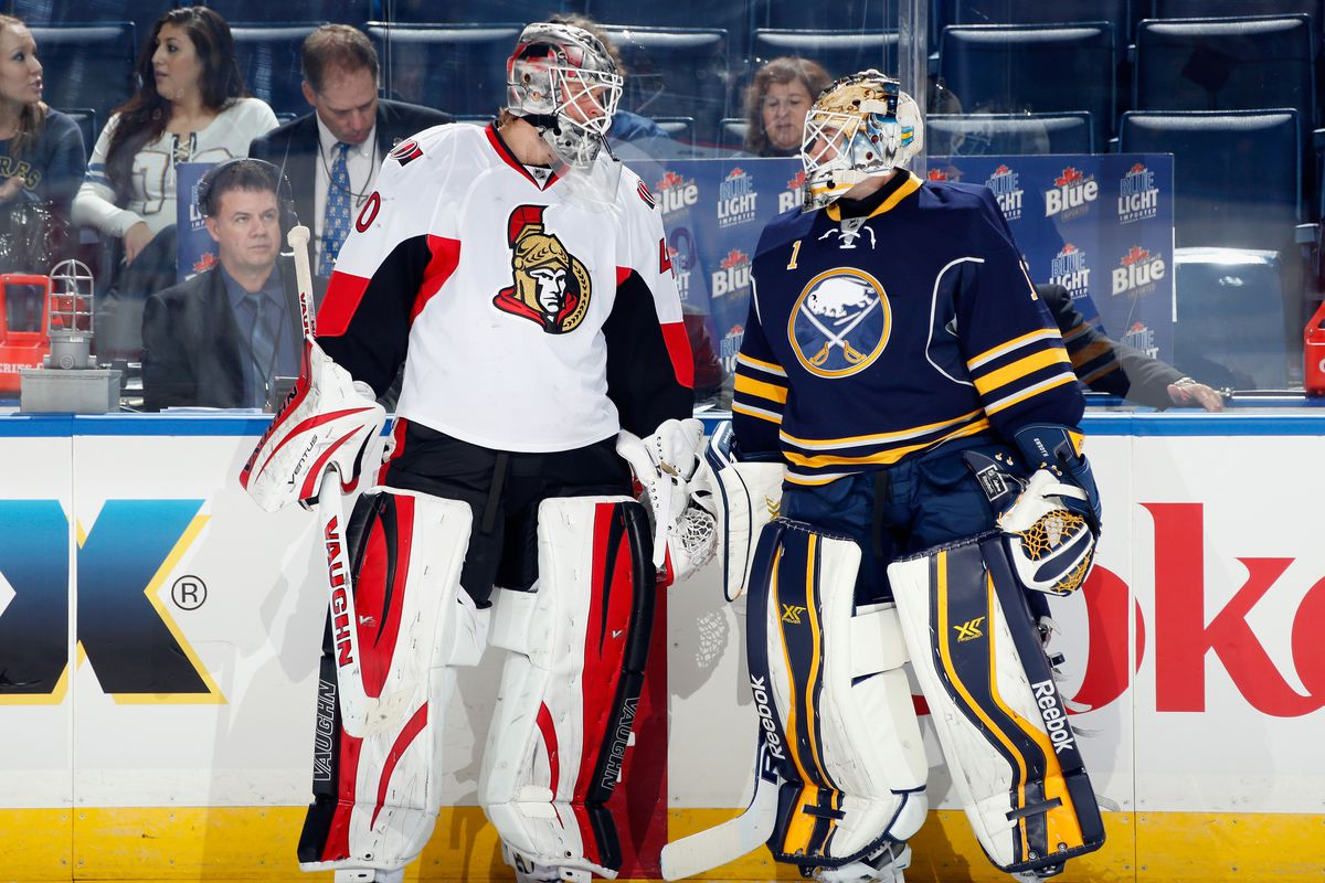These are not the goalies you're looking for.