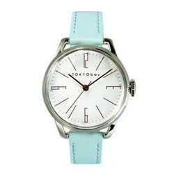 """<b><a href=""""http://tokyobayinc.com/collections/ladies-watches/products/dominique"""">TOKYObay</a></b> Dominique watch, $90"""